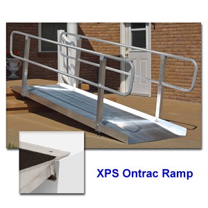 Ontrac Ramp with Handrails
