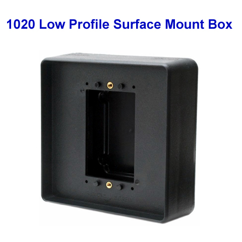 1020 Low Profile Box