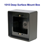 1015 Surface Mounting Box - Deep