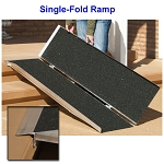 PVI Single Fold Ramp