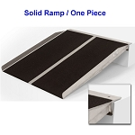 PVI Solid One Piece Ramp
