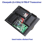ClearPath 2.4 GHz Bollard Post Transceivers