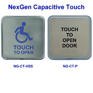 NexGen Capacitive Touch Actuator